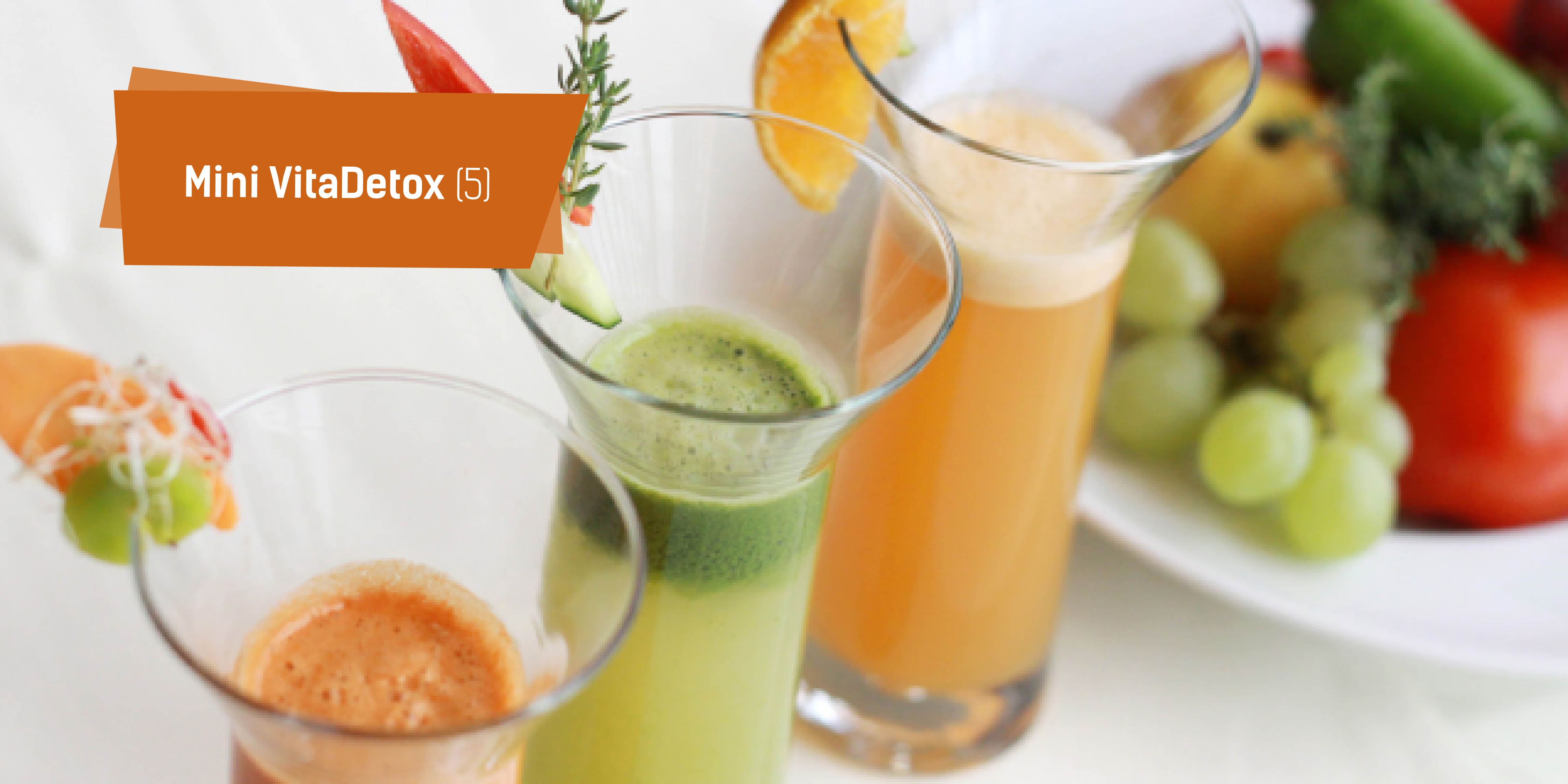 VitaDetox – detoxification programme with fasting