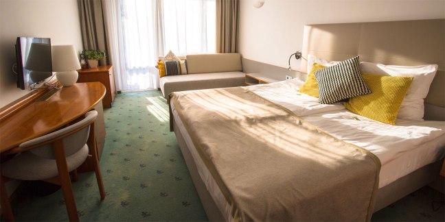 Udobne, ukusno opremljene sobe